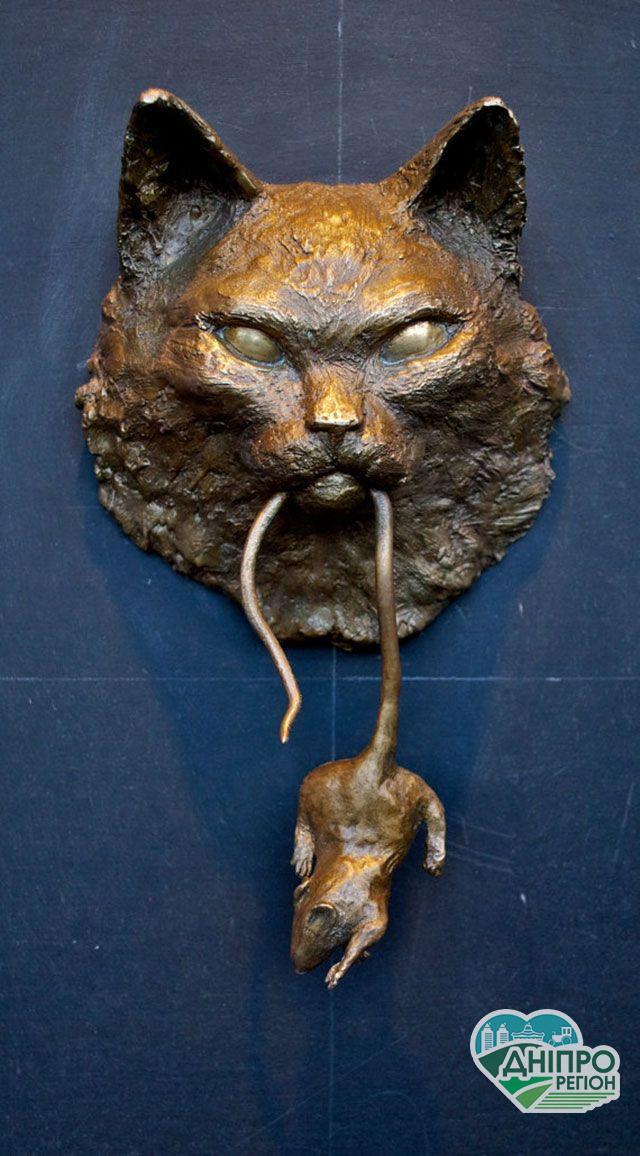 На Дніпропетровщині може з'явитися перший у світі Музей дверних молотків