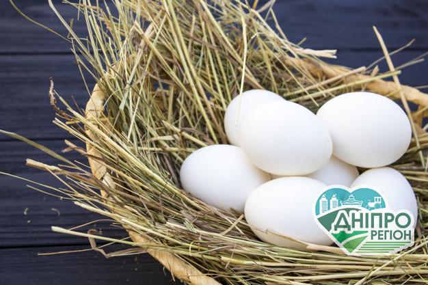 В Україні стали виробляти промислові яйця птиці вільного вигулу