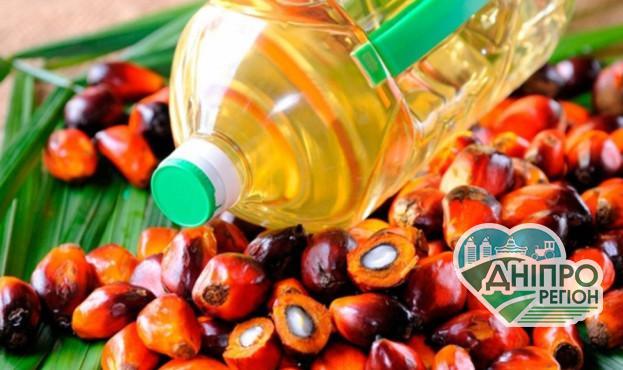 Україна в 2019 році скоротила імпорт пальмової олії