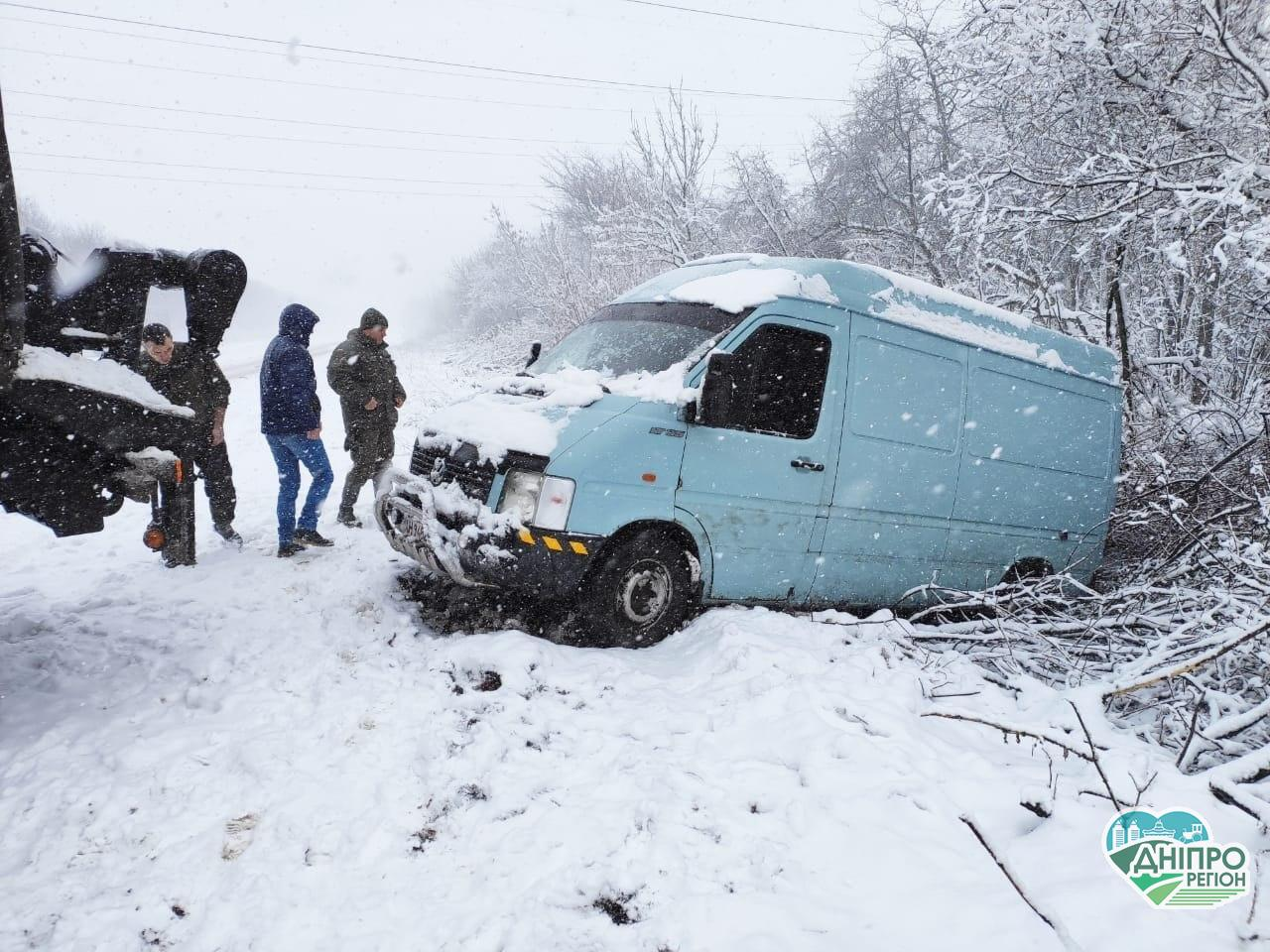 На дорогах України оголошено помаранчевий (ІІ) рівень небезпечності