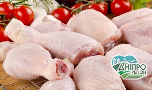 У Держпродспоживслужбі спростували заборону експорту курятини до Китаю