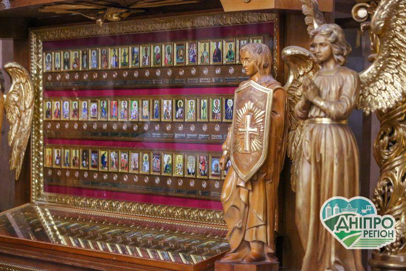 Відтепер богослужіння в храмі Святої Анни можна переглянути онлайн – діджиталізація по-християнськи