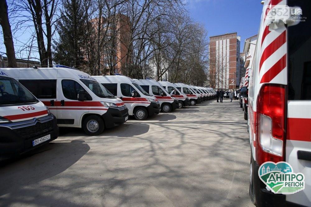 Філатов заявив про передачу Чернівцям машини швидкої допомоги