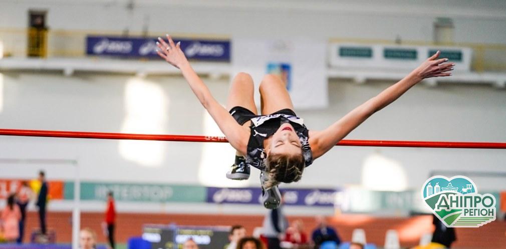 Легкоатлетка з Дніпра  перемогла на міжнародному турнірі в Норвегії