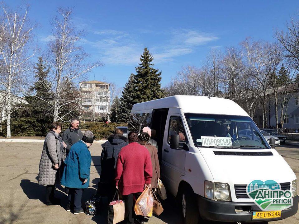 Розпочав роботу соціальний автобус у смт.Покровське