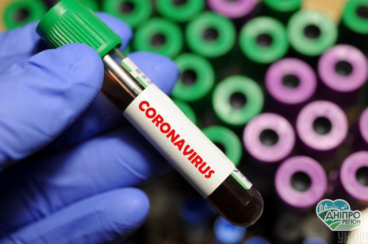 На Дніпропетровщині зафіксували перші два випадки коронавірусу