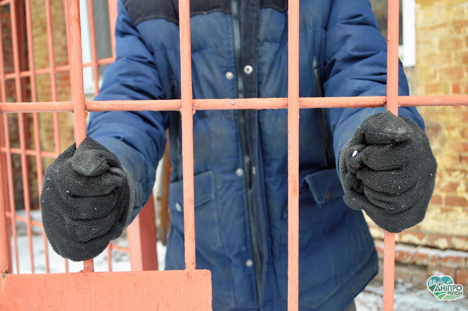 У Кривому Розі поліцейські затримали засудженого, який втік з виправного закладу