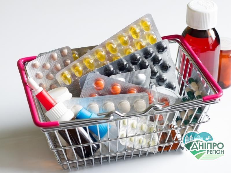 Як мешканцям Дніпропетровщини замовити доставку ліків