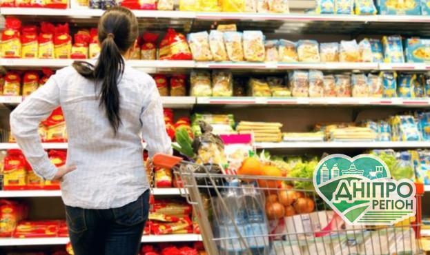Хвиля ажіотажного попиту на продукти харчування в Україні пішла на спад
