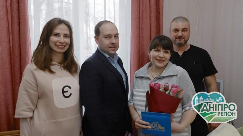 У Дніпрі запустили сервіс для новонароджених «єМалятко»
