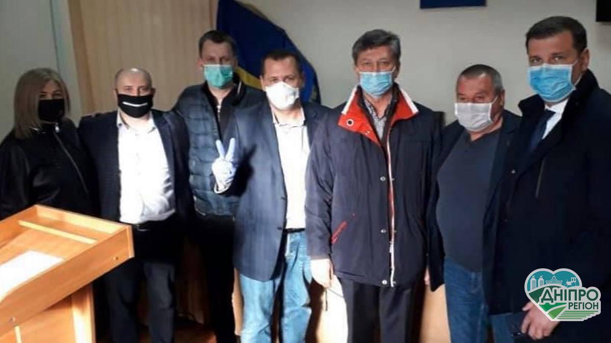 Мера Покрова Шаповала  із зали суду звільнили без застави