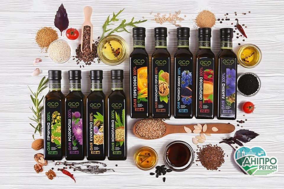 Українська олія RichOil визнана однією з найкращих у Франції