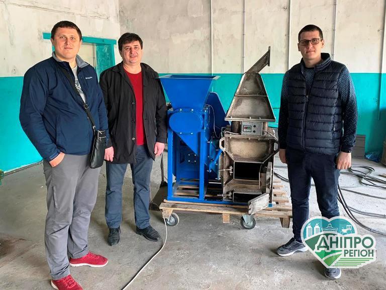 Пристрій для швидкої та безпечної утилізації медичних матеріалів розробили у Дніпровській політехніці