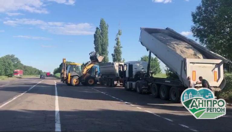 За добу виписали понад 1000000 гривень штрафів за перевантаження на дорозі