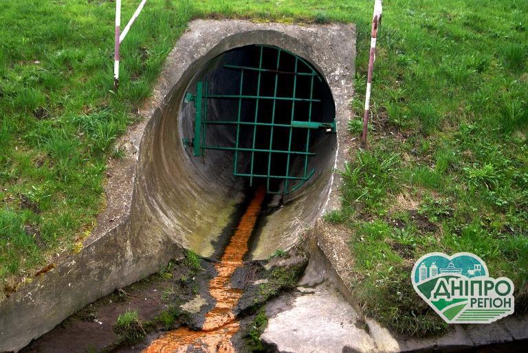 Антирейтинг загрязнителей водоемов: Днепр среди «лидеров»