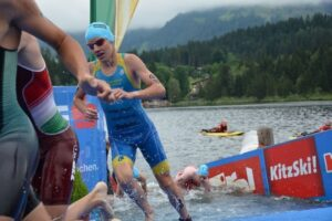 Чемпіонат України з триатлону: Юні дняпряни серед призерів