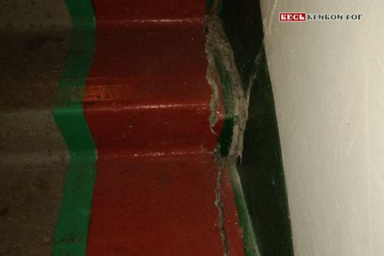 Під Дніпром мешканці провели тривожну ніч біля будинку, що ледь не рухнув