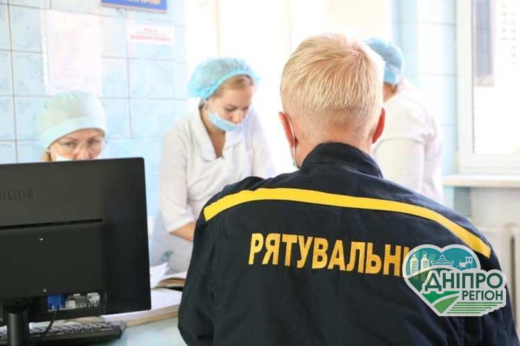 Чрезвычайники Днепра в который раз сдали кровь, чтобы спасти человеческие жизни (фото)