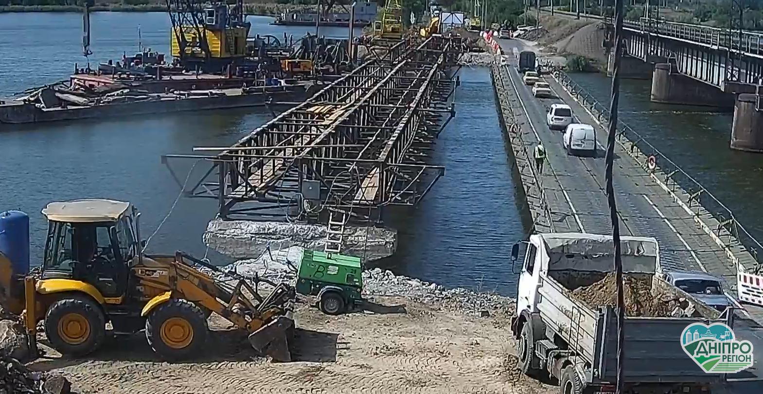 У Нікопольському районі за 488 мільйонів гривень відремонтують міст
