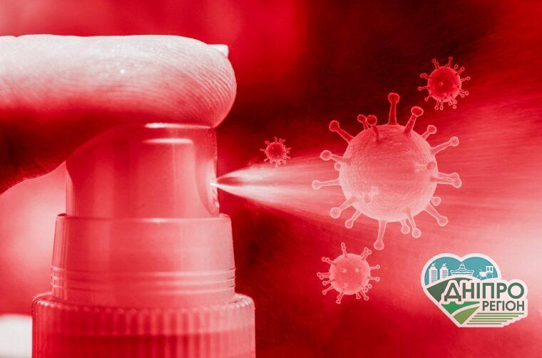 Коронавірус у Дніпрі: статистика на ранок 27 вересня