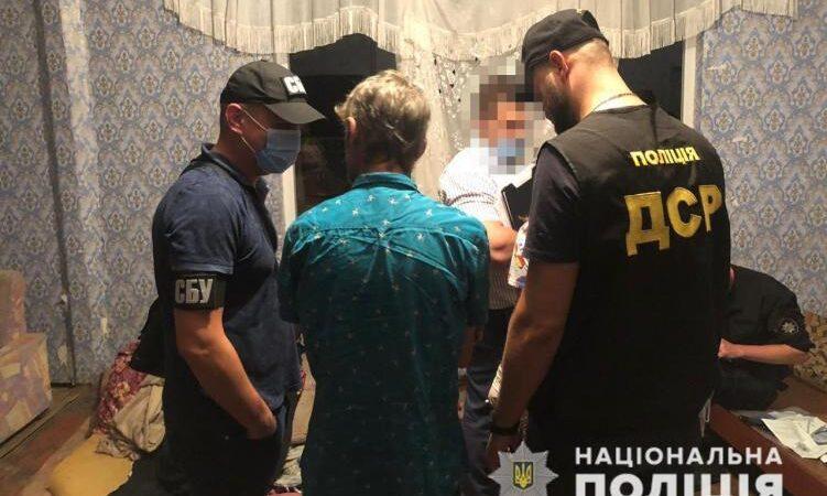 Під Дніпром накрили наркозбувачів з прибутком до 700 000 гривень щомісяця