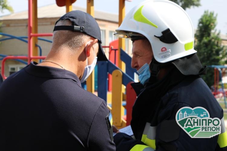 У Павлопіллі на Дніпропетровщині тепер є місцева пожежна команда
