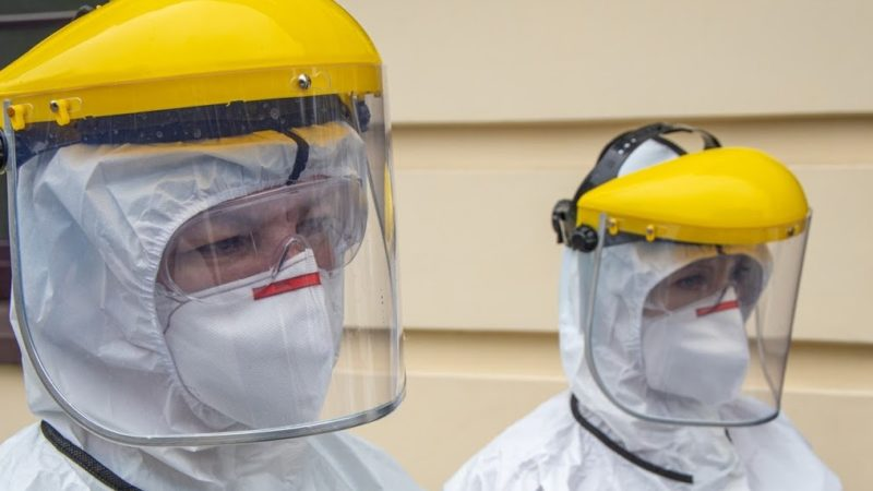 Новини. НаДніпропетровщині хворі на COVID-19 працівники госпітальних баз можуть отримати 10 тис грн