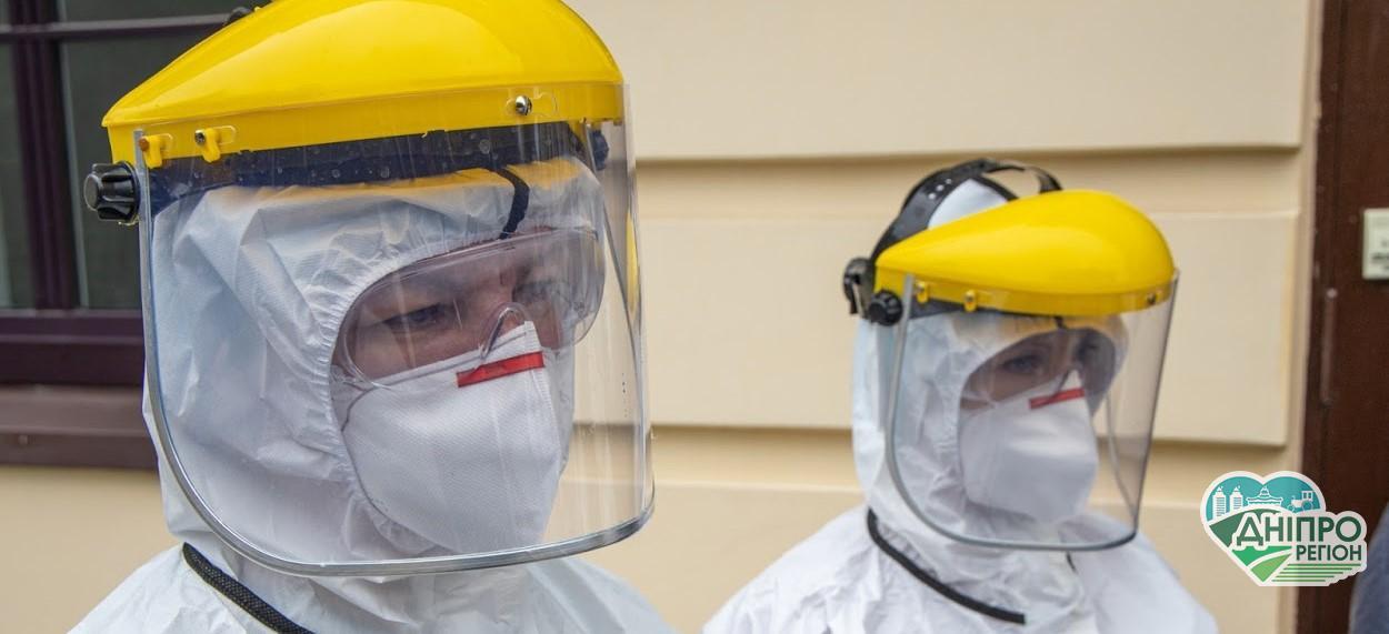 НаДніпропетровщині хворі на COVID-19 працівники госпітальних баз можуть отримати 10 тис грн