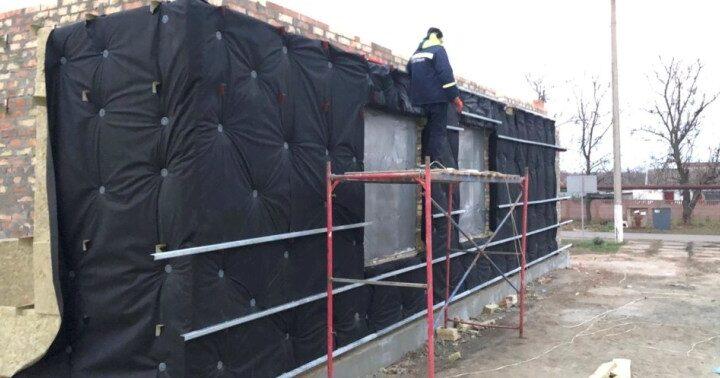У Софіївській ОТГ, що на Дніпропетровщині, будують сучасну амбулаторію