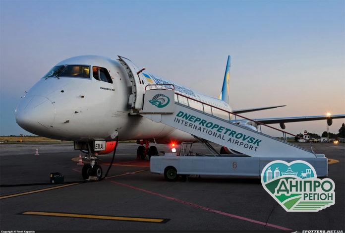 На Дніпропетровщині назвали причини подорожчання смуги в аеропорту Дніпра на 1,2 млрд грн