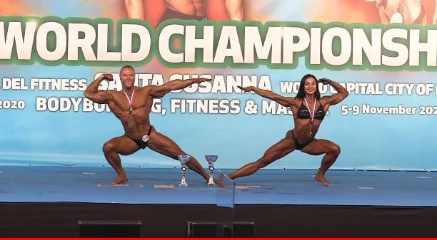 Спортсменки з Дніпропетровщини перемогли на чемпіонаті світу з бодібілдингу та фітнесу