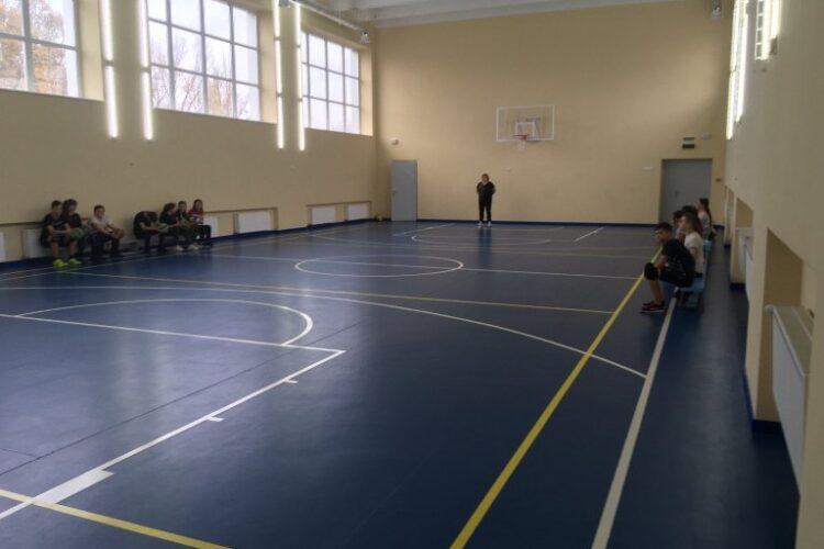 У Перещепиному на Дніпропетровщині модернізували школу №1 (фото)