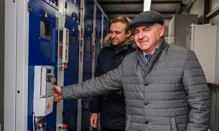 Новини Дніпропетровщини. Межівська ОТГ на Дніпропетровщині «зазеленіла» сонячною енергією