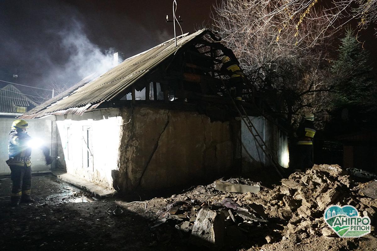 У Дніпрі в Новокодацькому районі на пожежі загинуло три особи