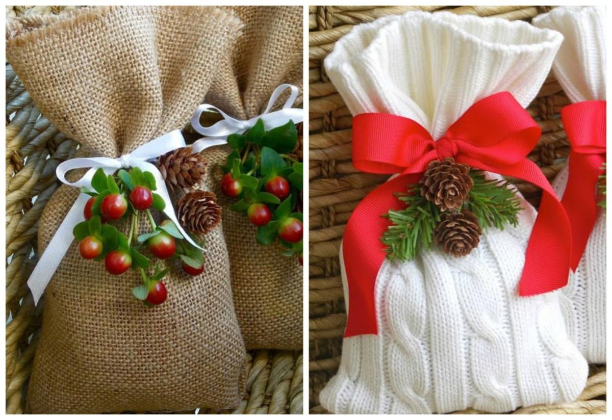 Топ-5 ідей для Новорічного пакування подарунків