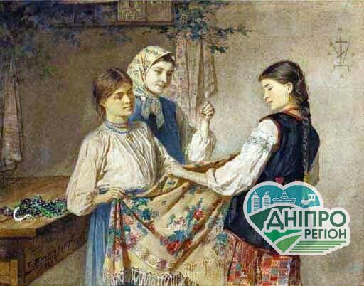 День української хустки – Дніпропетровщина приєднується до флешмобу
