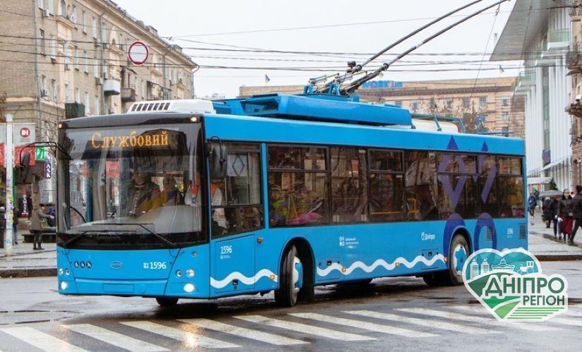 Громадський транспорт у Дніпрі на новорічні свята: як працюватиме і що зміниться