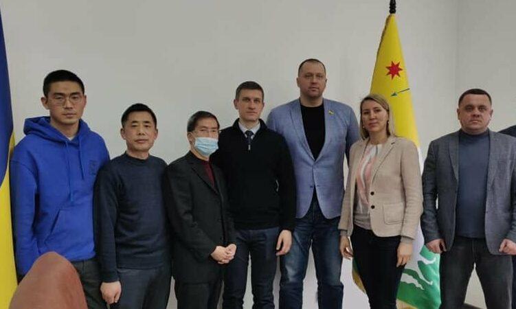 Дніпропетровщину відвідали китайські інвестори
