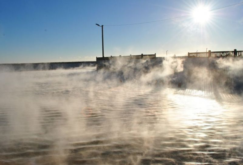 Названо найпопулярніший зимовий курорт на Азовському морі