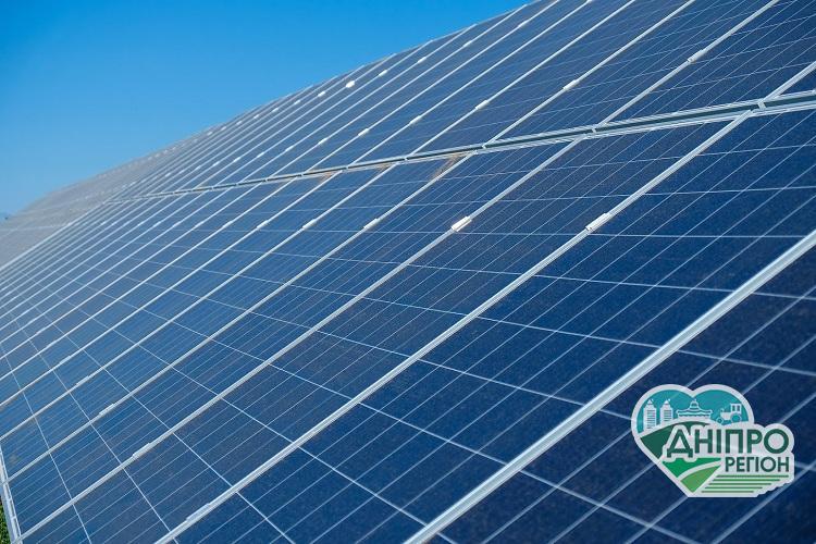 Дніпропетровщина – національний лідер зеленої енергетики