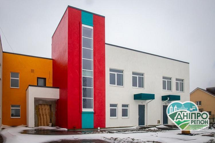 На Дніпропетровщині будують новий дитсадок
