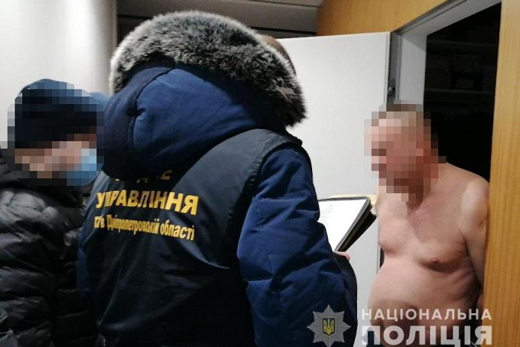 На Дніпропетровщині затримано злочинців, які скоювали напади на фермерів