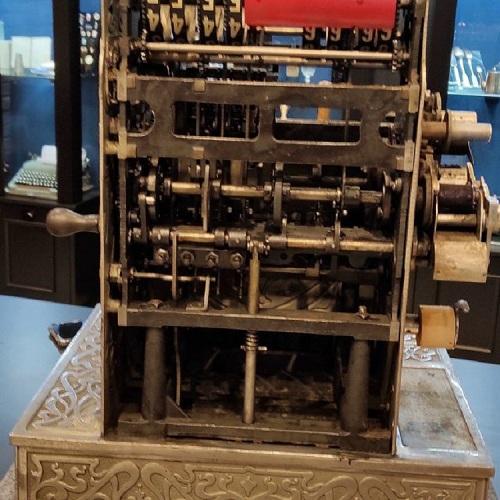 В музеї Дніпра показали незвичайний експонат
