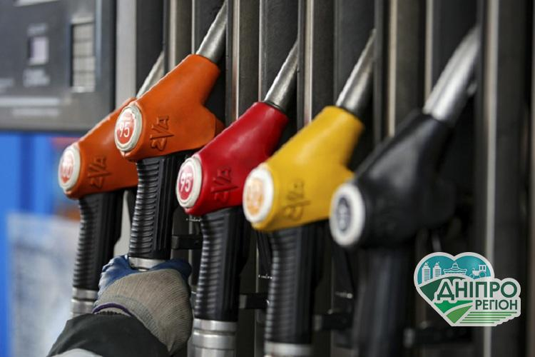 На Дніпропетровщині можуть піднятися ціни на паливо