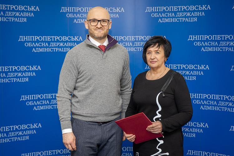 На Дніпропетровщині призначили голову Синельниківської райдержадміністрації