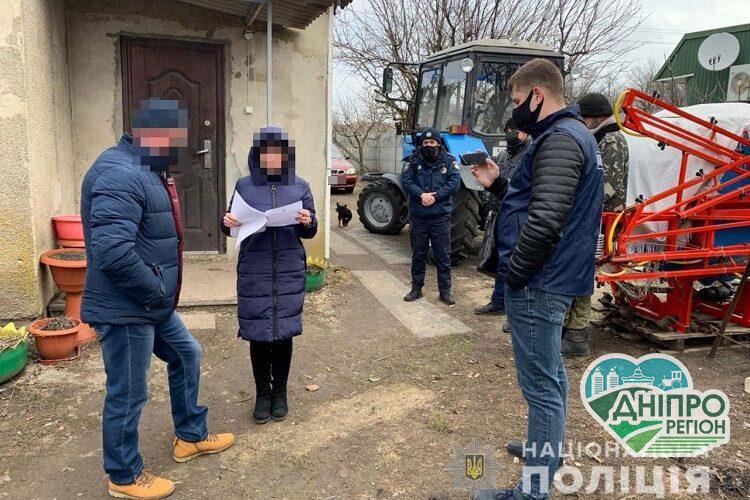 Агроновини: на Дніпропетровщині затримали шахраїв, які ошукали аграріїв
