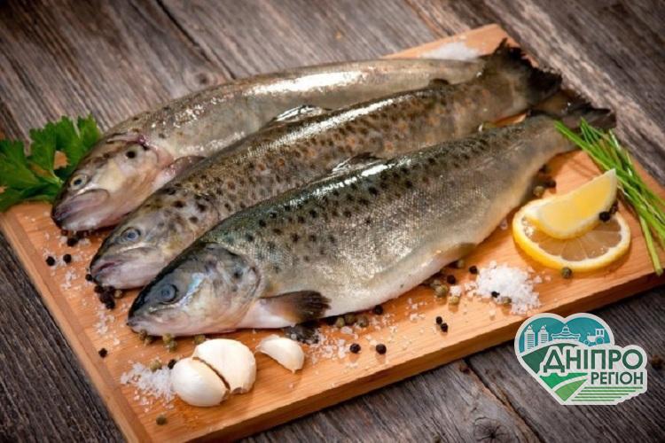 Користь для здоров'я від морської риби