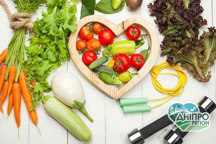 Корисні продукти для роботи серця