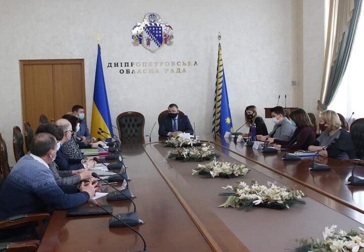 На Дніпропетровщині проведуть реорганізацію протитуберкульозних диспансерів.