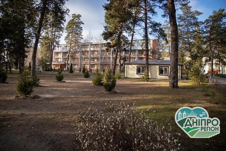 АТОвці Дніпропетровщини зможуть відпочити у санаторіях